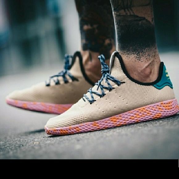 Adidas zapatos Pharrell Williams Hu by2672 poshmark